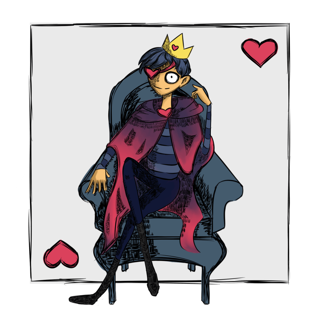 King of Hearts_Angelo Robles