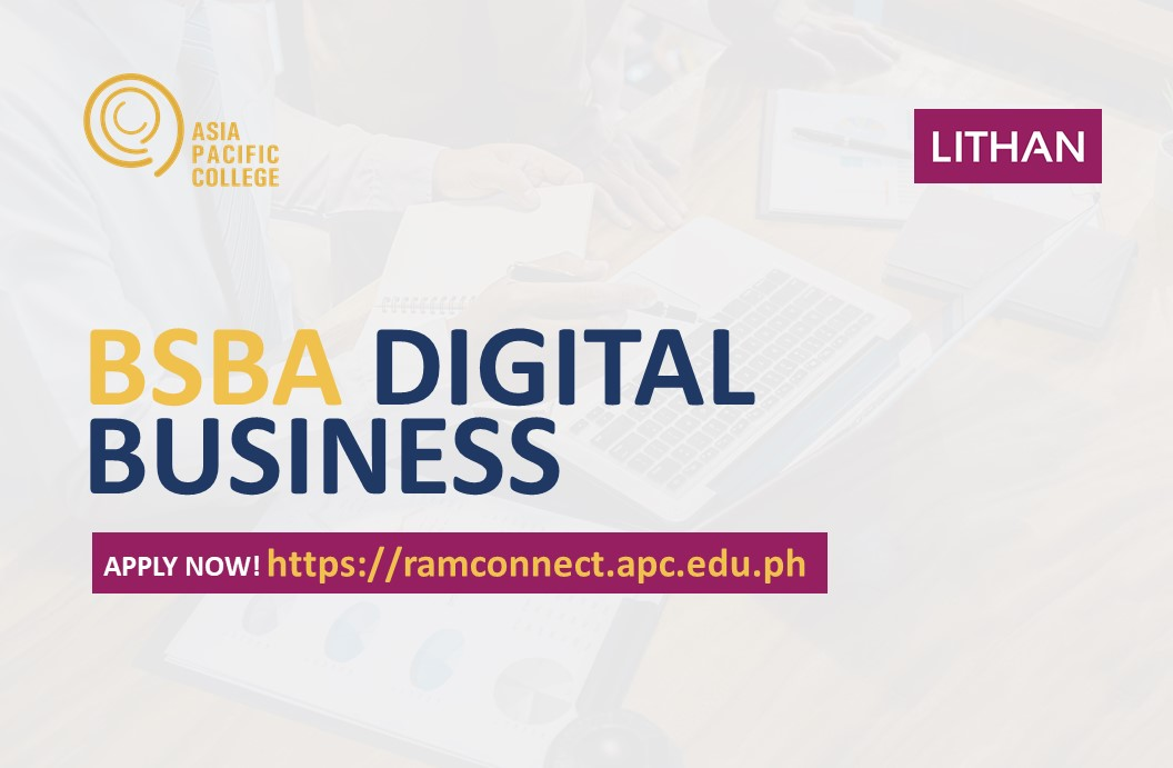 BSBA Digital Business - Lithan